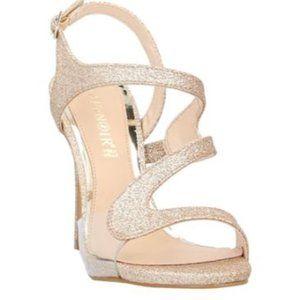 CAFèNOIR Glitter Heels